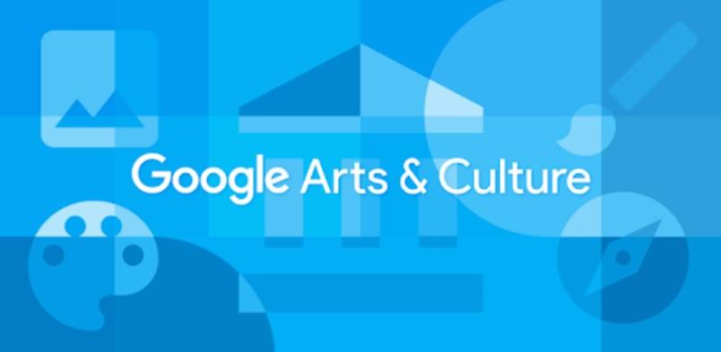 google arts logo play