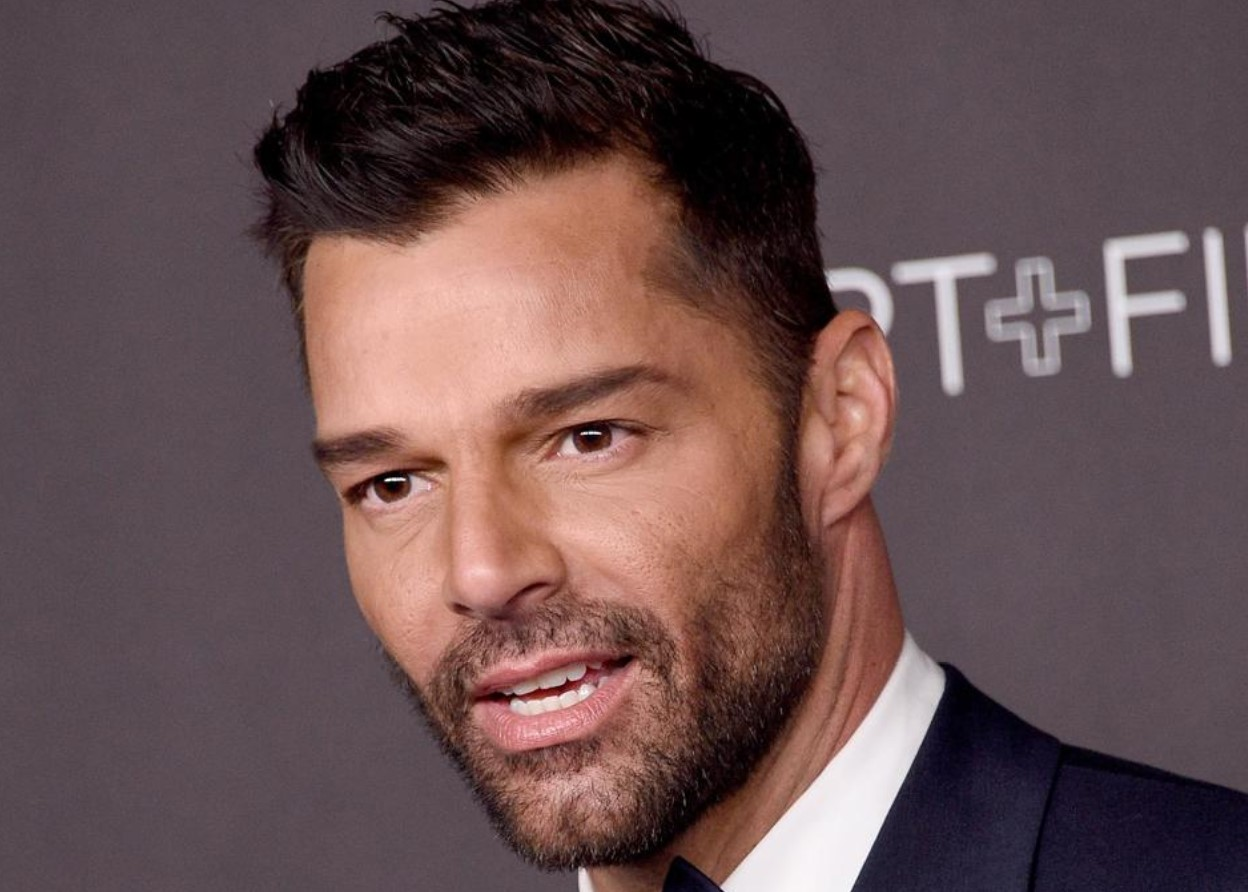 ricky martin redes sociales