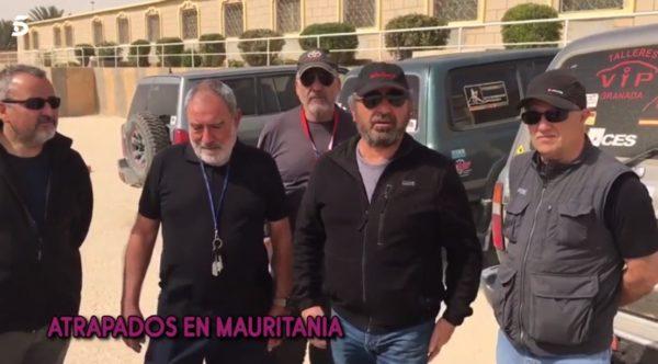 atrapados fuera de España