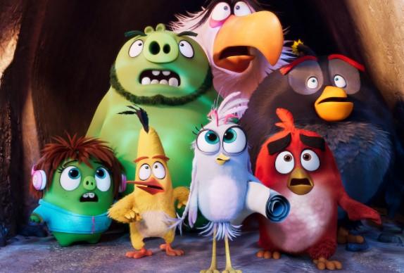 Angry Birds 2 la pelicula netflix