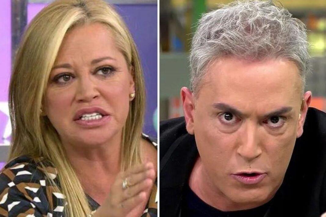 La brutal bronca de Belén Esteban al límite con Kiko Hernández: Así la recuerdan en las redes.