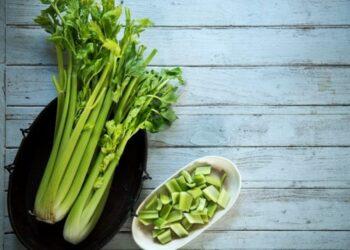 Cómo comer Apio para perder peso y con que comidas lo podemos acompañar