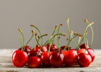 Propiedades y beneficios de las cerezas, una fruta rica en Vitaminas