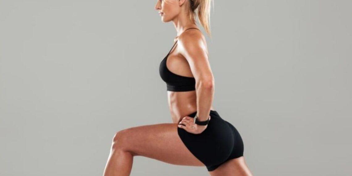 Estos son los 8 ejercicios que debes anexar a tu rutina para lucir piernas delgadas