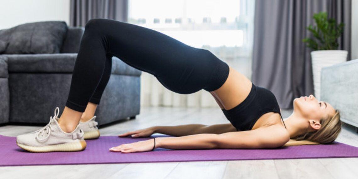 Con esta rutina de ejercicios GAP de solo 10 minutos, tonificarás glúteos, abdomen y piernas