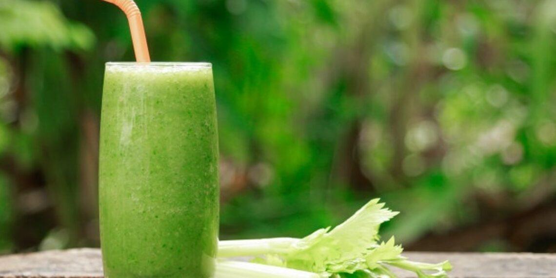 Estas son las ventajas y beneficios de incluir el Jugo de Apio en tu dieta
