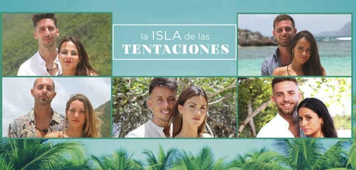 la isla de las tentaciones parejas casting