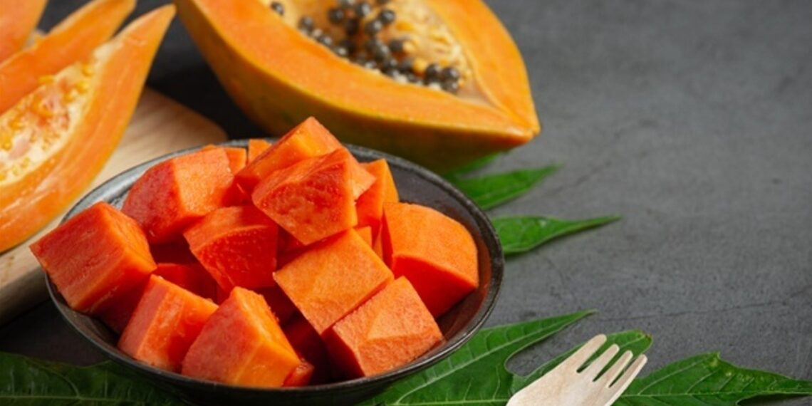 Efectos secundarios que genera la papaya en el organismo según expertos